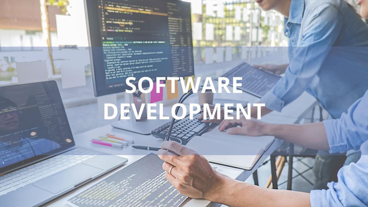 What are some of the benefits of custom software?